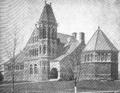 1891 Woburn public library Massachusetts.png