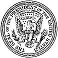 1894 Americká prezidentská pečeť.jpg