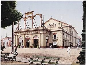 Tacón Theatre - Teatro Tacón, Havana, 1900