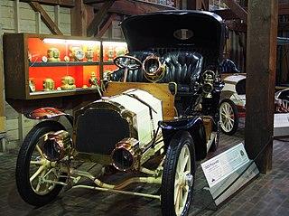 Packard Four Motor vehicle