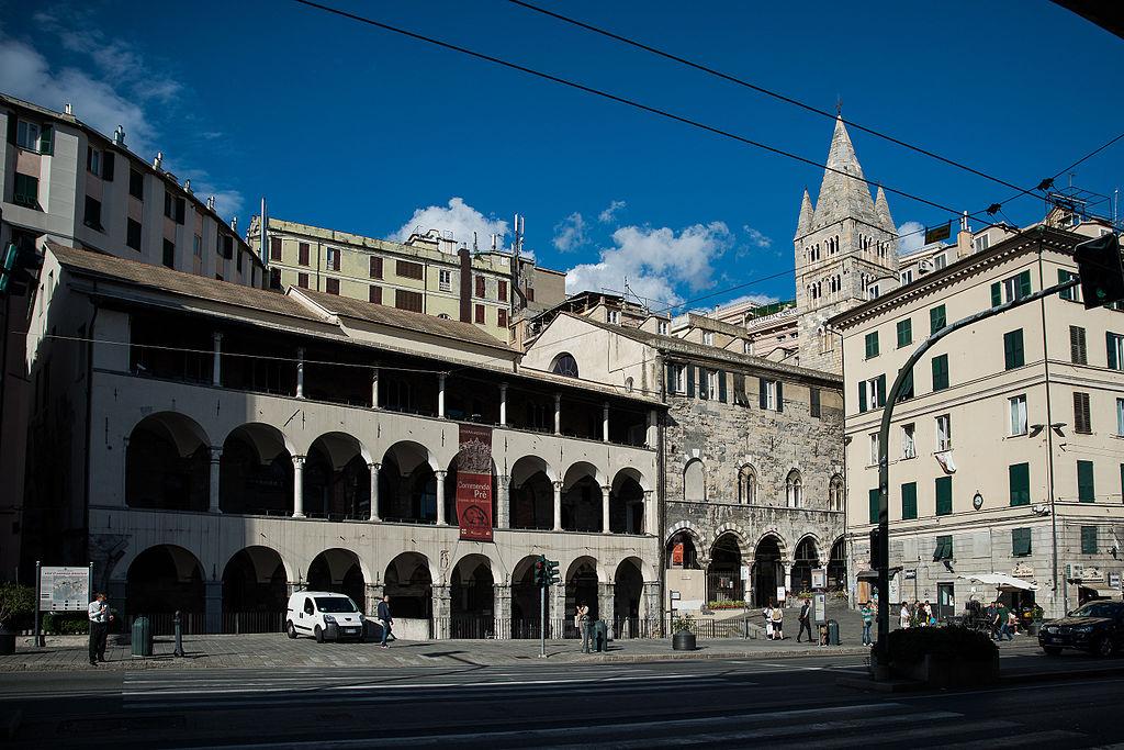 Commenda di San Giovanni di Pré : Musée et églises - Photo d'Alex2015Genova