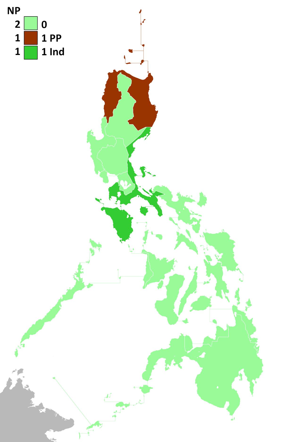 1916 Philippine Senate Elections Wikipedia