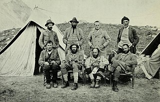 1921 British Mount Everest reconnaissance expedition First attempt to find a route to climb Mount Everest