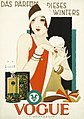 1926 1927 circa Jupp Wiertz Plakat Das Parfüm dieses Winters - Vogue, Firma F. Wolff & Sohn, Karlsruhe.jpg