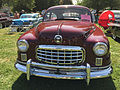 1949 Nash 600 Super two-door Airflyte at 2015 Macungie show 06.jpg