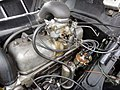 1961 Peugeot TN3 engine in 403U, left front.jpg