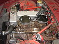 1962 Sunbeam Alpine Engine (2546455585).jpg