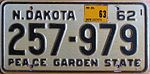 1963 North Dakota license plate.jpg