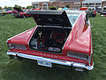 1965 Rambler Marlin fastback 2015-AMO meet in red and black 3of6.jpg