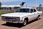 1966 Chevrolet Bel Air, Leonora Airport, 2018 (01).jpg