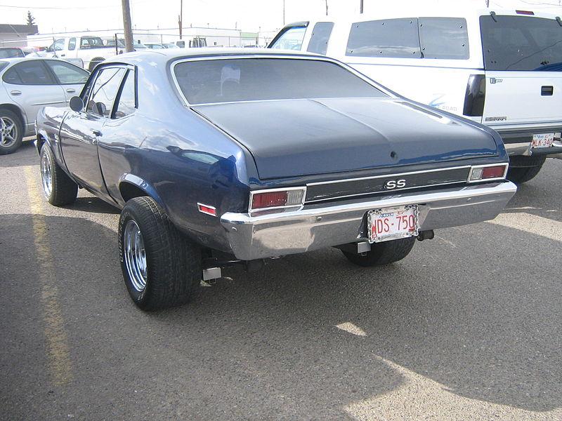 File:1969 Chevrolet Nova SS (2462441875).jpg