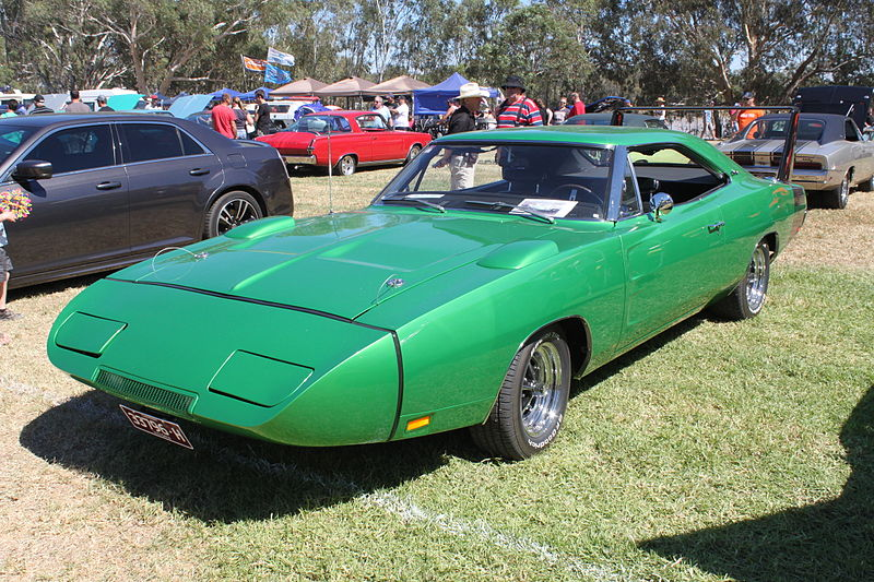 File:1969 Dodge Charger Daytona (17007862511).jpg