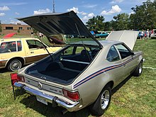 220px 1973_AMC_Hornet_X_with_Levis_option_at_AMO_2015_meet 1of4 amc hornet wikipedia  at bakdesigns.co