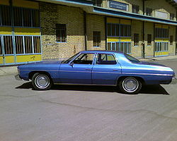 1974 Chevrolet Impala-Right Side.jpg