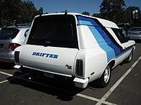 eaa0ee1bce Chrysler CL Valiant panel van with Drifter pack