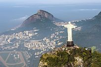 The Christ the Redeemer statue in Rio de Janeiro is one of the most famous religious statues worldwide[312][313]