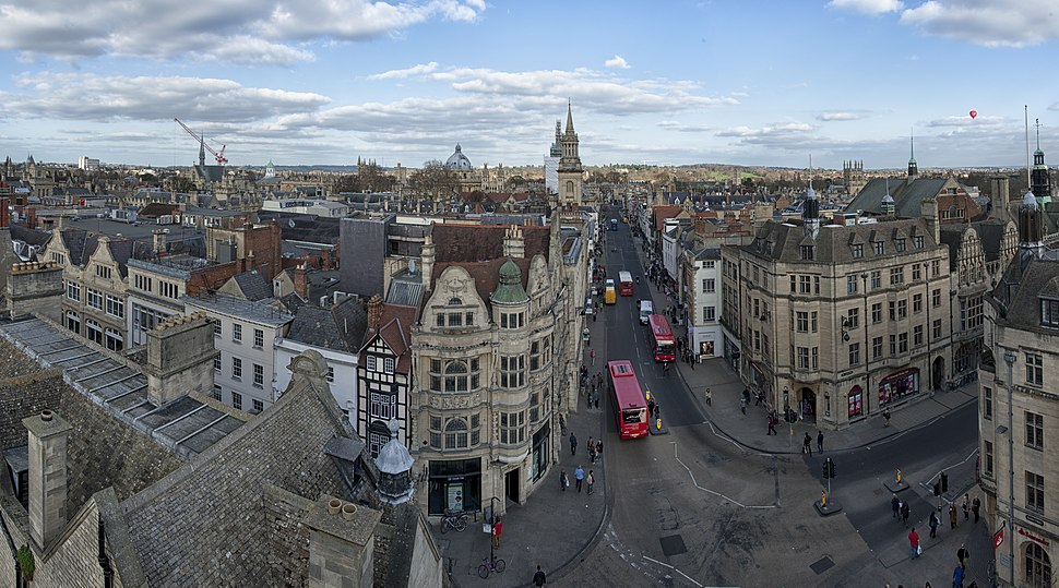 1 view from carfax tower oxford 2012