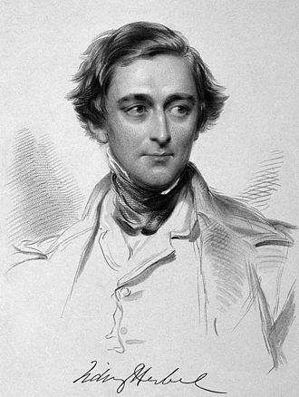 Sidney Herbert, 1st Baron Herbert of Lea - Sidney Herbert, by Sir Francis Grant
