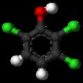 2,3,6-Trichlorophenol-3D-balls.png