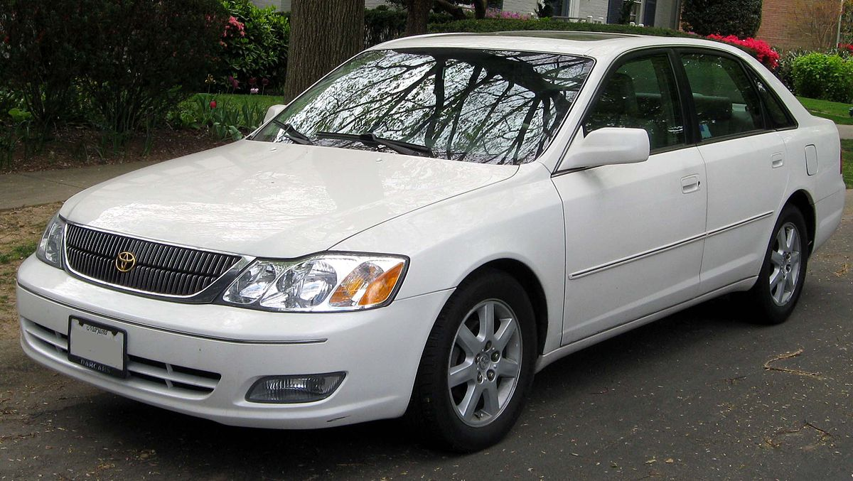Toyota Avalon Wikipedia