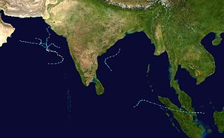 2001 North Indian Ocean cyclone season cyclone season in the North Indian ocean