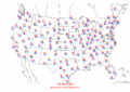 2002-09-03 Max-min Temperature Map NOAA.png