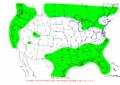 2002-12-10 24-hr Precipitation Map NOAA.png