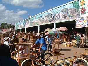 """Oxkutzcab Municipality - """"20 de noviembre"""" Market in Oxkutzcab"""