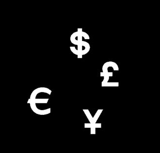 Currency - Currencies exchange logo
