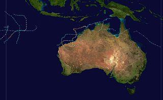 cyclone season in the Australian region