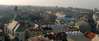 Lublin - view from the Trinitarian Tower (Wieża Trynitarska).