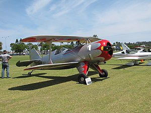 2003 Amateur Built Aircraft Culp Special at the SAAA Langley Park Fly-in October 2011.jpg