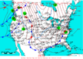 2006-03-17 Surface Weather Map NOAA.png