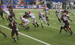 2006 Chick-fil-A Bowl.