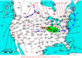 2007-06-22 Surface Weather Map NOAA.png