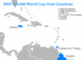 2007 Cricket World Cup venues.png