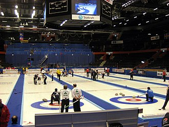 2008 European Curling Championships - Men's competitions, Draw 9