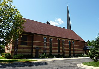 Bethany Lutheran College - Trinity Chapel