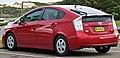 2009-2010 Toyota Prius (ZVW30R) i-Tech liftback 01.jpg