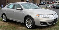 Lincoln MKS thumbnail