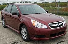 Subaru legacy gt wiki