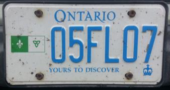 File:2011 Ontario license plate 05FL07 Franco-Ontarian.png