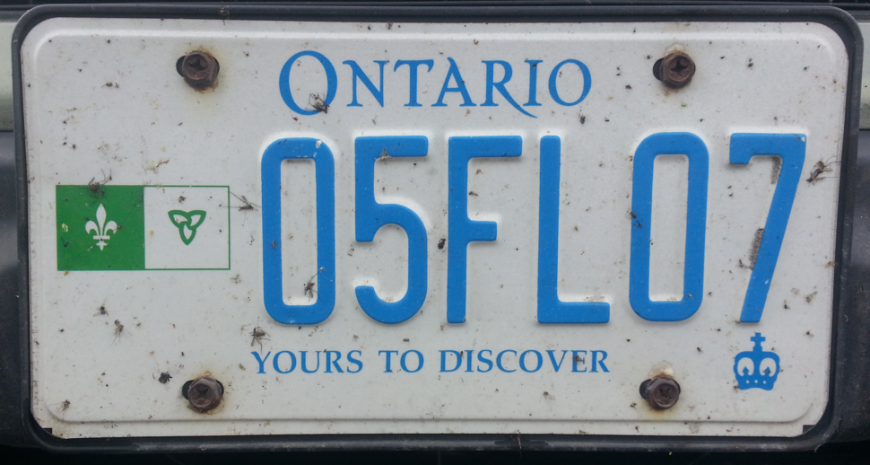 How Do I Get Plates For My Car In Ontario