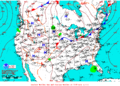2012-07-18 Surface Weather Map NOAA.png