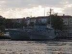 2013-08-29 Севастополь. Тральщик M1061 Rottweil ВМС Германии (2).JPG