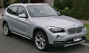 BMW Brilliance - Image: 2013 BMW X1 (E84 LCI MY13) s Drive 20i wagon (2015 07 09) 01