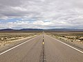 2014-08-11 13 46 33 View east along U.S. Route 50 about 15.3 miles east of the Eureka County line in White Pine County, Nevada.JPG