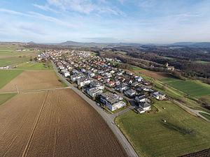Stetten, Schaffhausen - Image: 2014 12 22 13 52 12 Switzerland Kanton Schaffhausen Stetten SH Stetten SH