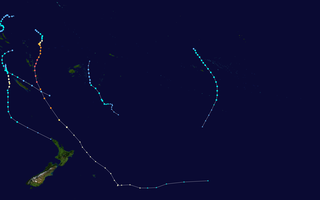 2014–15 South Pacific cyclone season
