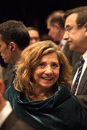 Isona Passola - Isona Passola i Vidal in 2014